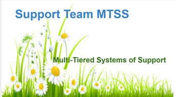 Student Support - MTSS for 2019-2020