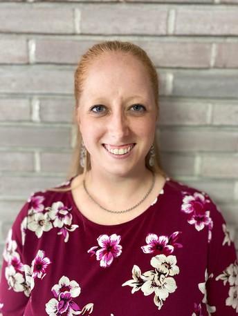 Kati Holmes, English Resource Teacher