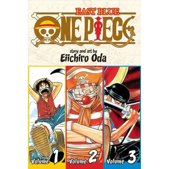One Piece East Blue by Eiichiro Oda