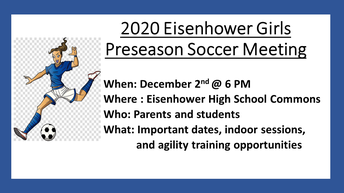 Eisenhower Girls Soccer