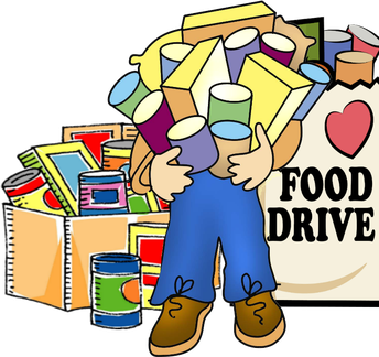 WHS Spring Food Drive