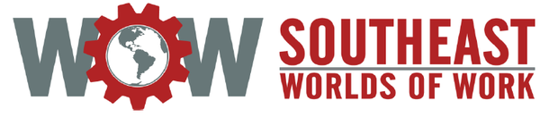 Worlds of Work Southeast Logo