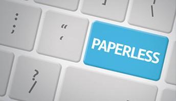 """Paperless """"Paperwork"""" Is Here!"""