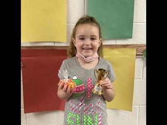 Mrs. Dunsmoor's Class Winner