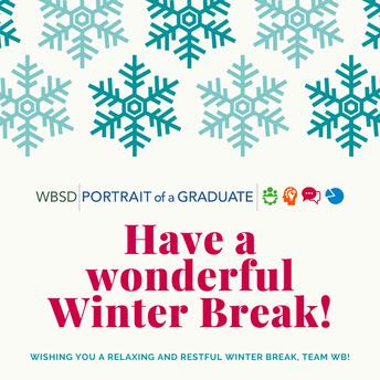 WBSD Weekly Update - Dec. 18