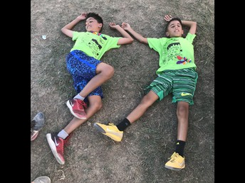 Ayoub & Milan Taking a Break After Setting a New Record