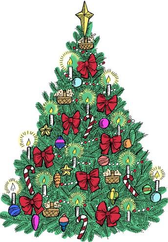 Grace Centers of Hope Christmas Tree program