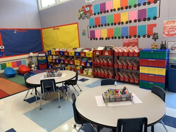 PERC Donations Create Inspired Classrooms