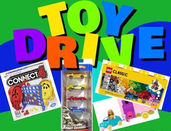 Rady Children's Hospital Toy Drive