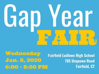 ALL STUDENTS: Gap Year Fair 1/8