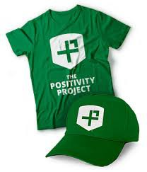 Tuesday, March 7th  Wear Green to support Positivity Today!