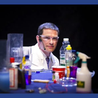 Photo of Stephen H. Ashworth, author of Kitchen Chemistry