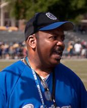Keith Rhodes, Athletic Director