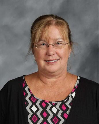 Susan Gabor - CHS Business Teacher (21 years)