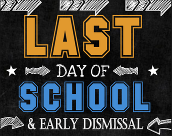 Dismissal This Friday, June 14th Will Be at 12:00PM.
