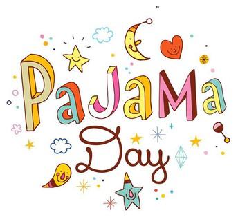 Thursday (10/25): Pajama Day