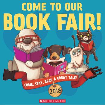 Book Fair Grand Opening Saturday, May 12th