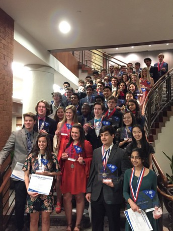 Gators of the Week:  HOSA and DECA Students Shine in State Level Competitions