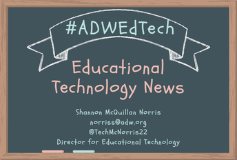 Share Your Ed Tech Happenings