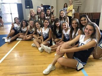 Cheer Camp!