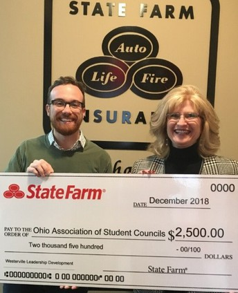 State Farm and OASC Join Forces to Provide Student Leadership Opportunities
