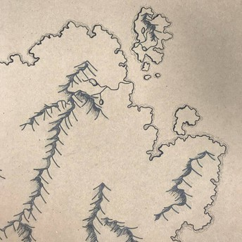 only a few spots are left for the upcoming mythical cartography workshop