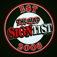 The Mad SignTist