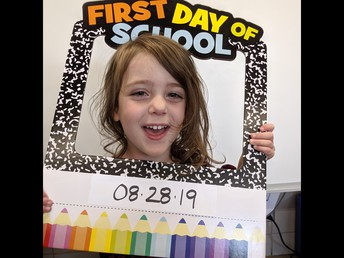 First Day Picture!