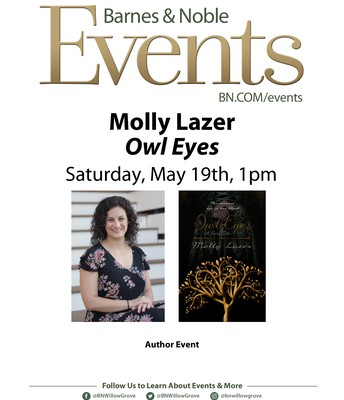 Molly Lazer Book Signing