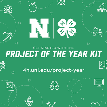 Project of the Year Kits