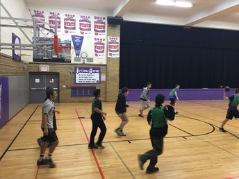GT Middle School PE