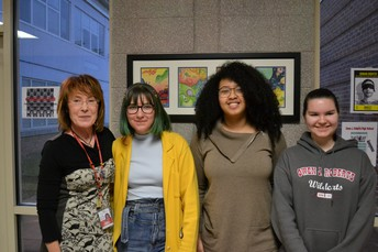 HS MCCC Tri-County Art Show Award Recipients & Writing Awards