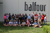 Roo Student Media Tours Balfour Publishing & Visits Ft Worth Zoo!