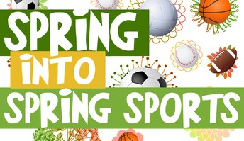 Spring Sports!
