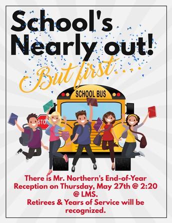 Superintendent Northern's Message