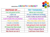 What is Growth Mind Set?