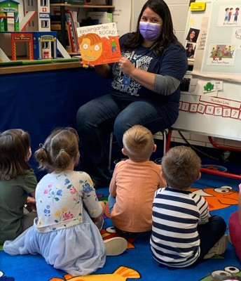 Let's Read About Kindergarten!