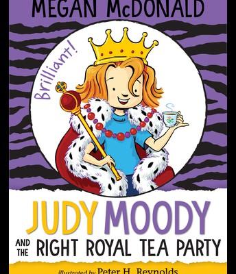 Judy Moody by Megan McDonald