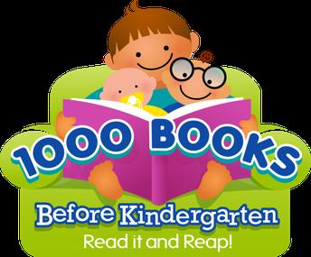 Clermont County Sponsors 1000 Books Before Kindergarten Program