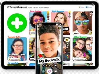 Flipgrid Book Talks and Reviews