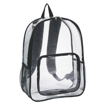 NEISD Clear backpack FAQ's