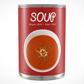 """Souper Bowl"" Soup Drive"