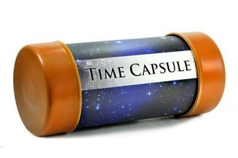 This week is Time Capsule Night!