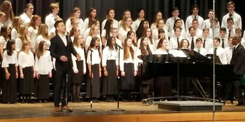 BCMEA Choir