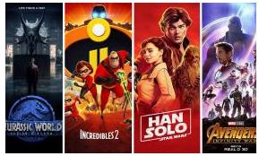 Kid's Summer Movie Guide 2018