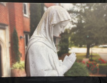 PHOTOGRAPH OF MARY