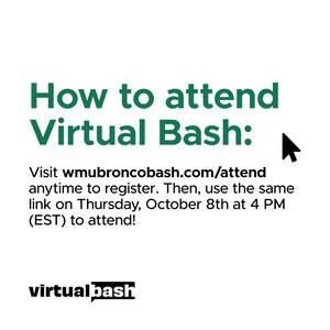 Virtual Bronco Bash