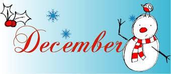 January Calendar of Events