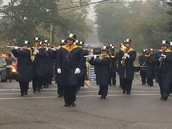 Columbia Central Marching Band