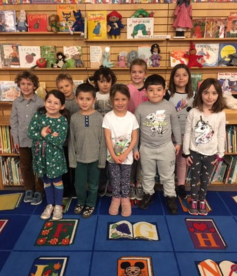 Individual Read-a-thon Winners